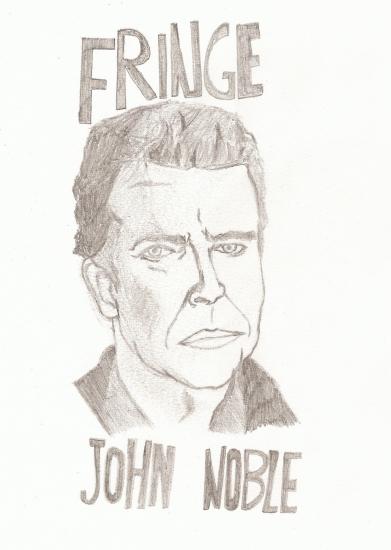 John Noble by Kalel